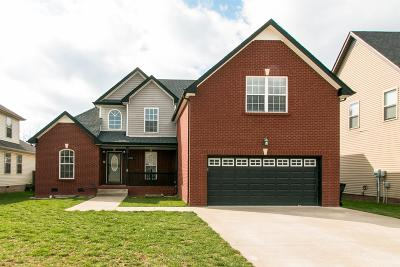 Clarksville TN Single Family Home Active - Showing: $229,000