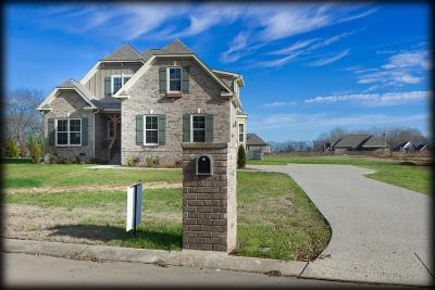 Columbia Single Family Home Active - Showing: 3001 Cross Gate Ln - Lot 35