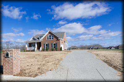 Columbia Single Family Home For Sale: 3005 Cross Gate Ln - Lot 36