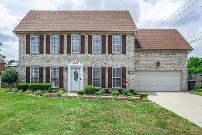Smyrna Single Family Home Active - Showing: 2900 Greentree Dr