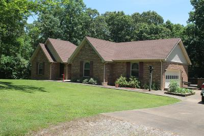Hohenwald Single Family Home For Sale: 485 Metal Ford Road