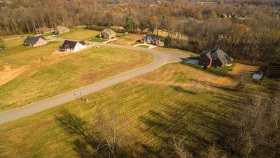 Christian County, Ky, Todd County, Ky, Montgomery County Residential Lots & Land For Sale: 4419 Memory Ln Lot 33