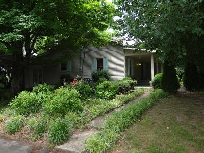 Lawrenceburg Single Family Home Under Contract - Not Showing: 359 Red Hill Center Road