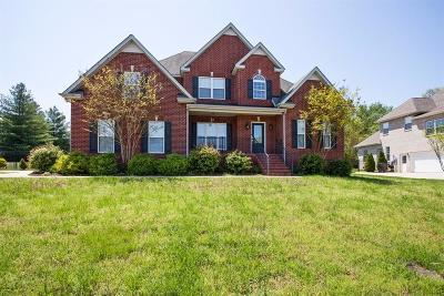 Murfreesboro Rental Under Contract - Not Showing: 444 Savannah Ridge