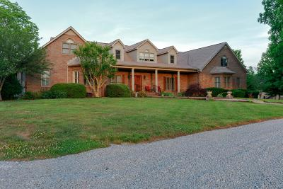 Marshall County Single Family Home Active - Showing: 4501 Nashville Hwy