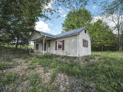 Sumner County Single Family Home For Sale: 1502 Hershal Lyles Rd