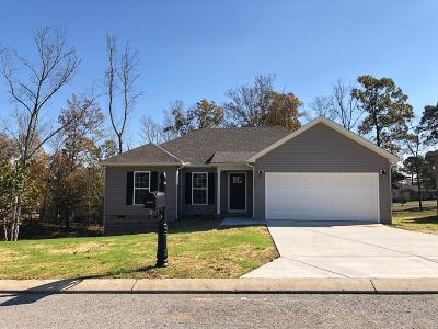 Shelbyville Single Family Home Under Contract - Not Showing: 102 Doak St
