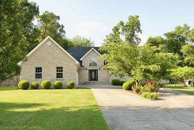 Cookeville Single Family Home For Sale: 2960 Old Walton Cir