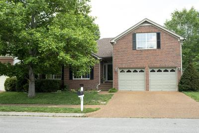 Franklin TN Single Family Home Active - Showing: $415,000