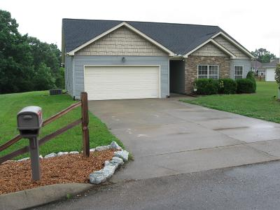 White Bluff Single Family Home Under Contract - Showing: 109 Marty Ln