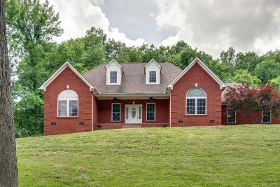 Hampshire Single Family Home Under Contract - Showing: 3853 Taylors Store Rd