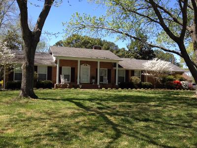 Hendersonville Single Family Home Under Contract - Not Showing: 272 Lake Terrace Dr