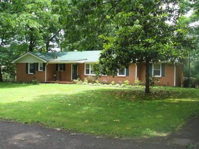 Dickson Single Family Home Under Contract - Showing: 306 Cedarview Drive