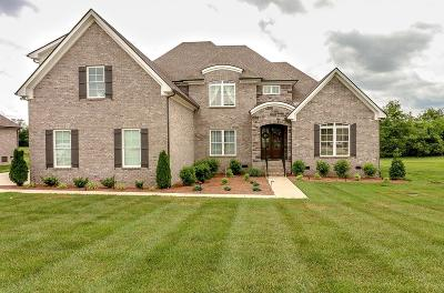 Murfreesboro TN Single Family Home Under Contract - Not Showing: $479,900
