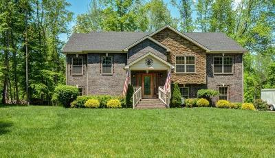 Clarksville Single Family Home For Sale: 2202 Bend Road