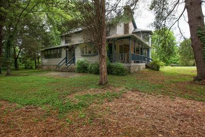 Single Family Home Under Contract - Showing: 6455 Cox Rd