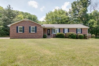 College Grove Single Family Home Under Contract - Showing: 8171 Horton Hwy