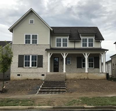 Hendersonville Single Family Home Active - Showing: 1564 Drakes Creek Lot#12