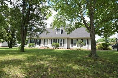 Christian County Single Family Home Under Contract - Showing: 1140 Sanderson Drive
