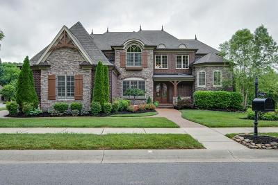 Franklin Single Family Home Under Contract - Not Showing: 9065 Chardonnay Trce
