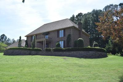 Clarksville Single Family Home Under Contract - Showing: 3115 Ashland City Rd