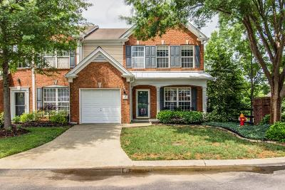 Brentwood Condo/Townhouse Under Contract - Showing: 601 Old Hickory Blvd Unit 1 #1