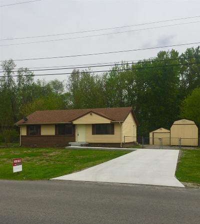 Clarksville Single Family Home Active - Showing: 216 State Line Rd