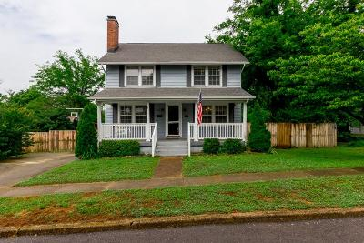 Old Hickory Single Family Home Under Contract - Showing: 1406 Overton St