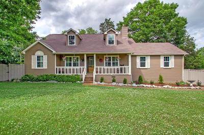 Single Family Home Sold: 1306 Countryside Rd