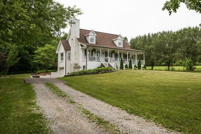 Franklin Single Family Home Under Contract - Showing: 6285 Meeks Rd