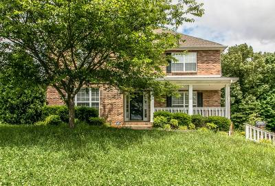 Clarksville Single Family Home For Sale: 3467 Hickory Glen Dr