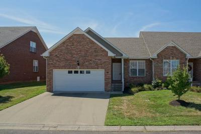 Clarksville Condo/Townhouse Active - Showing: 35 Townsend Way