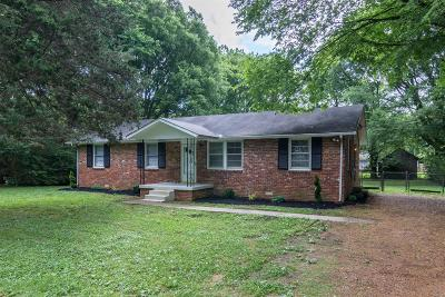 Murfreesboro Single Family Home For Sale: 6628 Longview Dr