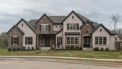 Nolensville Single Family Home For Sale: 322 Conoga Drive