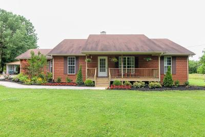 Eagleville Single Family Home For Sale: 1634 John Windrow Rd