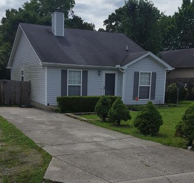 Rutherford County Single Family Home Under Contract - Showing: 456 Cedar Park Cir