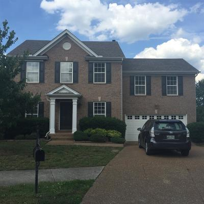 Rental Active - Showing: 1502 Leesburg Ct.