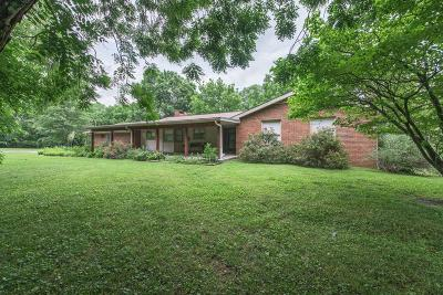 Goodlettsville Single Family Home Under Contract - Showing: 120 Connor Drive