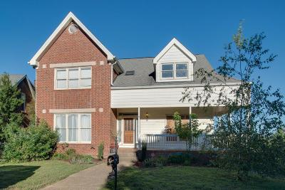 Nashville Single Family Home For Sale: 6316 Sweetgum Ln