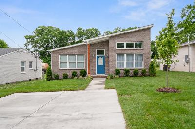 Single Family Home Under Contract - Showing: 1428 Florence Ave