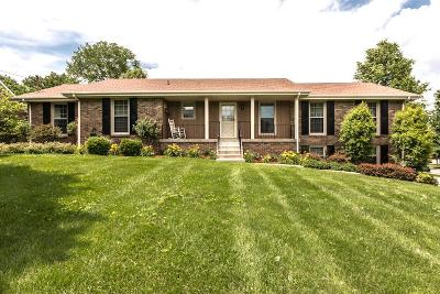 Hendersonville Single Family Home Active - Showing: 115 Hickory Heights Dr