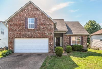 Spring Hill  Single Family Home Under Contract - Showing: 4009 Kristen St