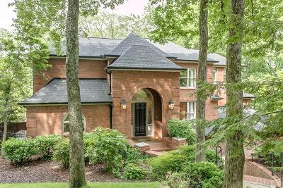 Brentwood Single Family Home Under Contract - Showing: 5214 Harpeth Ridge Dr