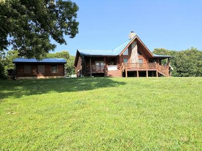 Vanleer Single Family Home Active - Showing: 1790 Cedar Creek Rd