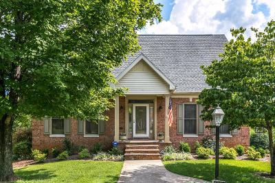 Murfreesboro Single Family Home For Sale: 606 Saratoga Dr