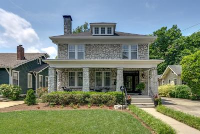Franklin Single Family Home Under Contract - Showing: 246 4th Ave S