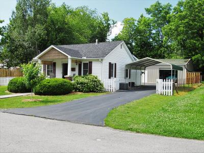 Smithville TN Single Family Home Active - Showing: $124,900