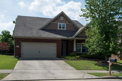 Brentwood Single Family Home Under Contract - Showing: 7339 Autumn Crossing Way