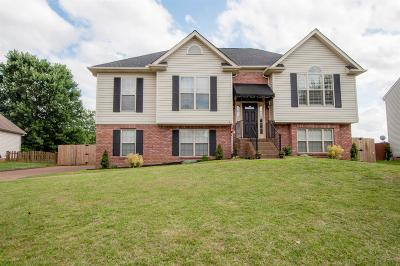 Old Hickory Single Family Home For Sale: 4705 Kensington Dr