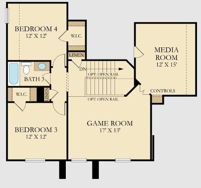 Murfreesboro Single Family Home For Sale: 905 Covenant Blvd Lot 145o